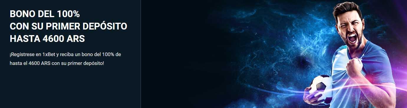 codigo promocional 1xBet en Argentina