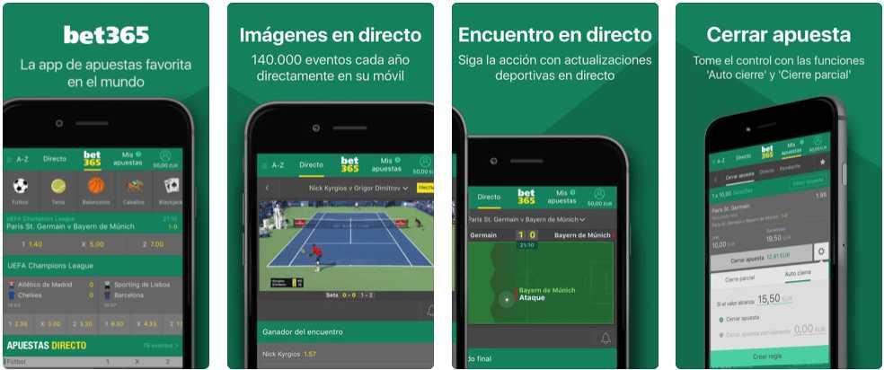 bet365 app para android